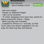 WootWatch Update – Adds kids.woot Support