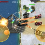'Project Phoenix' – A Frantic Twin Stick Tank Shooter