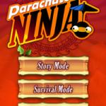 'Parachute Ninja' – Avenge The Hut-Burning