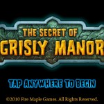 Review: The Secret of Grisly Manor