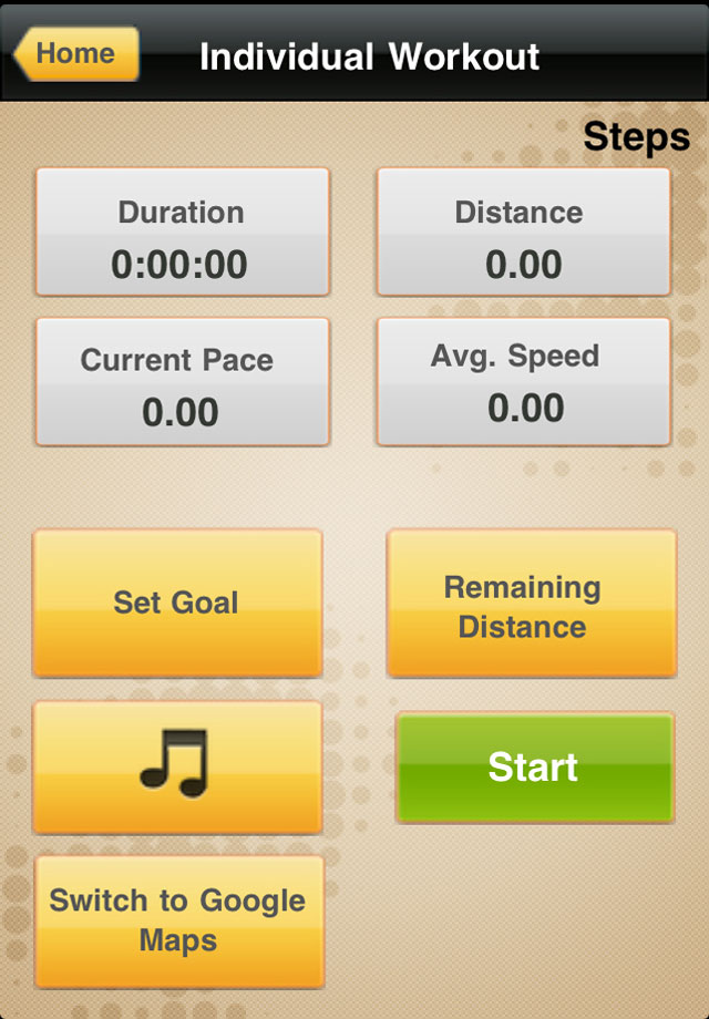 how to listen to music while running apps