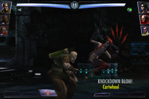 injustice gods among us iphone review 4