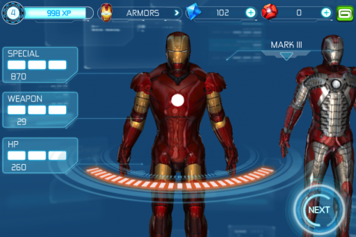 ironman ipad game review