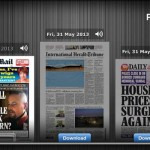 Review: PressReader iPad