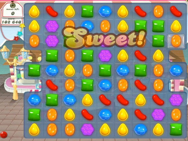 candy crush saga2 Review: Candy Crush Saga