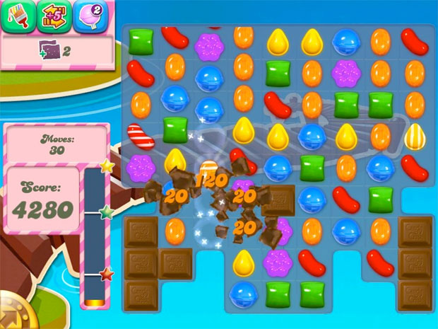 candy crush saga3 Review: Candy Crush Saga