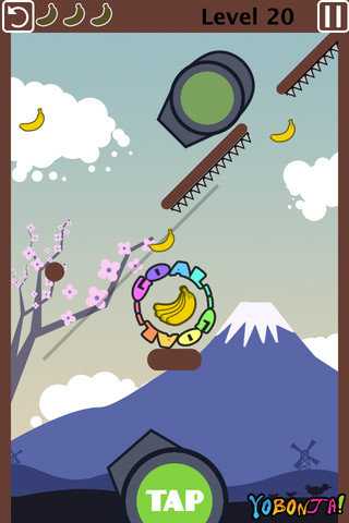 blast monkeys screen2 Blast Monkeys for iPhone and Android | Guest Review