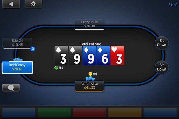 poker 888 download android
