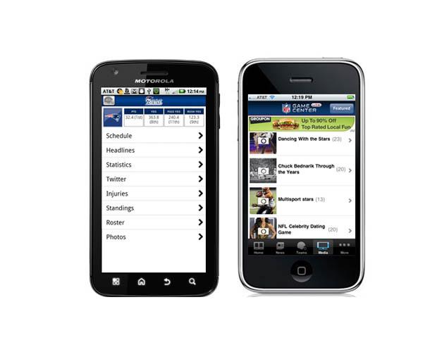 NFL.com app
