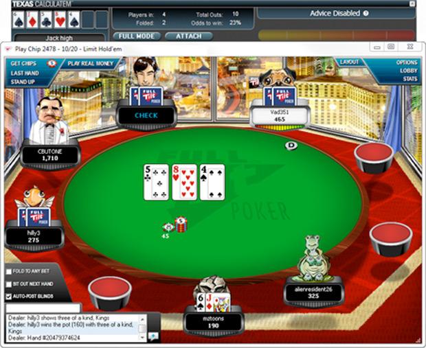 Poker odds calculator download pokerstars