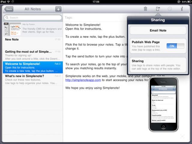 simplenote-productivity--app