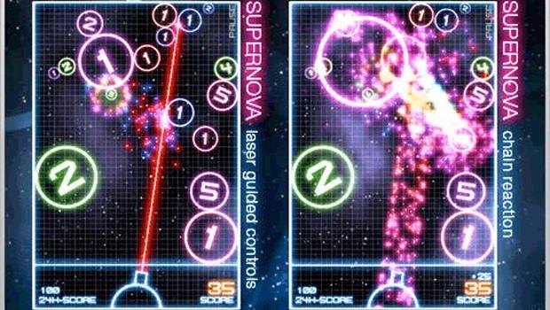 orbital puzzle game