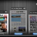 Review: PressReader iPad