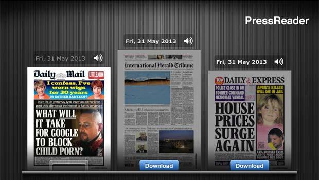 PressReader-iPad-App-Review