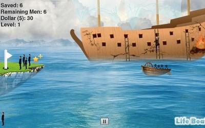 life-boat