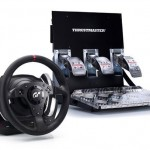 Check out the Race Simulating Thrustmaster Racing Wheels